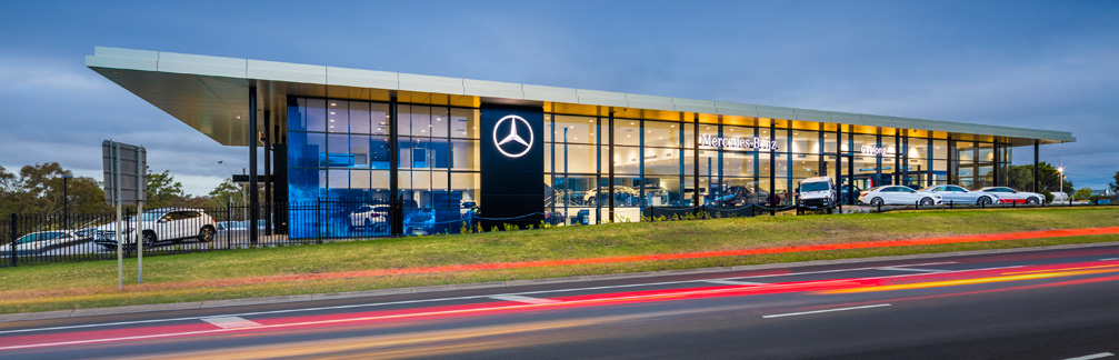 Mercedes-Benz Geelong